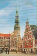 (LETO13) RIGA. ST PETER'S CHURCH - Lettonie