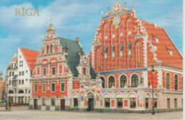(LETO15) RIGA. BLACKHEADSHOUSE ... UNUSED - Lettonie