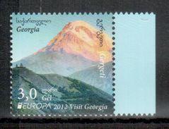 Georgien / Georgia / Géorgie 2012 EUROPA ** - Europa-CEPT