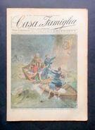 Rivista - Casa E Famiglia - N. 47 - 7 Novembre 1909 - Secolo Illustrato - Livres, BD, Revues
