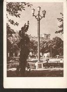 K2. Latvia USSR Soviet Postcard Riga Komunaru Park 1950s - Lettland