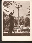 K2. Latvia USSR Soviet Postcard Riga Komunaru Park 1950s - Latvia