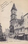CPA Vannes - Eglise Saint-Paterne (31449) - Vannes