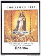 UGANDA SCOTT MINT N H # 1097  ( CHRISTMAS  1992 - Ouganda (1962-...)