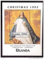UGANDA SCOTT MINT N H # 1096  ( CHRISTMAS  1992 - Ouganda (1962-...)