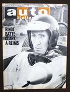 Rivista Automobilismo - Auto Italiana N° 26 - 1965 - Rindt Batte Clark A Reims - Books, Magazines, Comics
