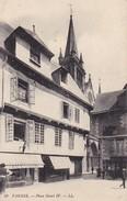 CPA Vannes - Place Henri IV - 1916 (31452) - Vannes