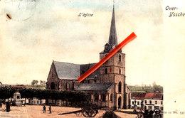 OVERYSSCHE - L'Eglise - Superbe Carte Colorée - Overijse