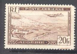 Algerie: Yvert N° A 4A**. Adhérences Voir Les 2 Scans; Coin Supérieur Droit Arrondi; Cote 264.00€ - Algérie (1924-1962)