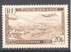 Algerie: Yvert N° A 4A**; Cote 264.00€ - Algérie (1924-1962)