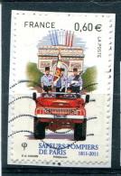 France 2011 - YT 4587 (o) Sur Fragment - France