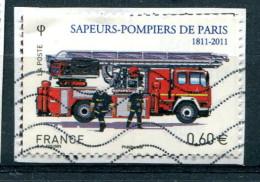 France 2011 - YT 4590 (o) Sur Fragment - Frankreich