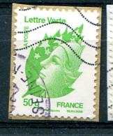 France 2011 - YT 4594 (o) Sur Fragment - Usati