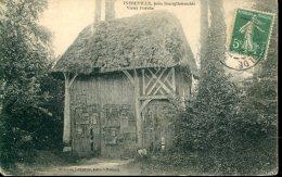 27 - Infreville, Prés Bourgthéroulde : Vieux Porche - Other Municipalities