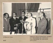 #09 Américo Deus Rodrigues Thomaz 13º Presidente De Portugal 1957/1974 - Personas Identificadas