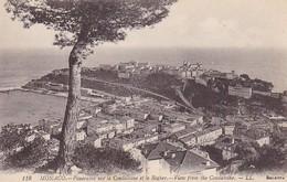 CPA  Monaco - Panorama Sur La Condamine Et Le Rocher  (31468) - Monte-Carlo