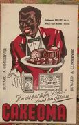 BUVARD / BLOTTER /  CAKEOMA  Veloutine Malo Les Bains  ::: - Cake & Candy