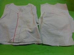 Lot De 3 Chemises De Bebe  Pour  Poupon Ou Poupee..5234 - Non Classés