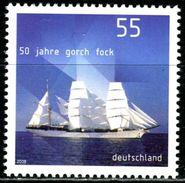 BRD - Michel 2686 - ** Postfrisch (A) - 55C  50 Jahre Segelschulschiff Gorch Fock - Ungebraucht