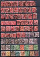 Stamps  FRance Perfin Lot1 - Gezähnt (perforiert)