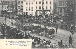 BRUXELLES - 75e Anniversaire - Grand Cortège Historique.  Char De L'Abolition Des Octrois - Feesten En Evenementen