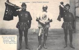 BRUXELLES - 75e Anniversaire - Grand Tournoi Historique.  Chevalier Combattant Sous Le Comte De Charolais - Feesten En Evenementen