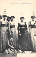 BRUXELLES - 75e Anniversaire - Grand Tournoi Historique.  Groupe De Dames De La Suite D'Isabelle De Portugal - Feesten En Evenementen