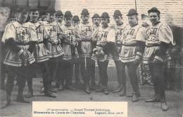 BRUXELLES - 75e Anniversaire - Grand Tournoi Historique.  Ménestrels Du Comte De Charolais - Feesten En Evenementen