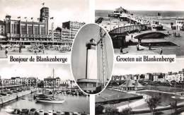 Bonjour De Blankenberge - Groeten Uit Blankenberge - Blankenberge