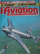 Aircraft - Le Fana De L'aviation - Apache - N. 186 - Unclassified