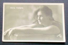 Cinema Teatro - Anna Fontana Orsi Autografo - Autographes