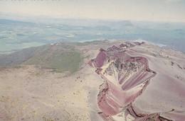 Postcard Mount Tarawera  New Zealand Volcano Volcanic Interest My Ref B22080 - New Zealand