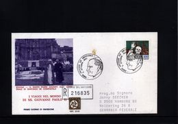 Vatican 1984 Pope's Visit Of Santiago De Compostela - Vaticano (Ciudad Del)