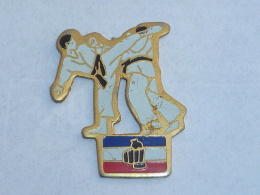 Pin's KARATE, ARTS MARTIAUX - Judo