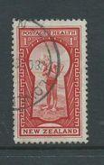 New Zealand 1935 Health Charity 1d Key To Health FU - Unclassified