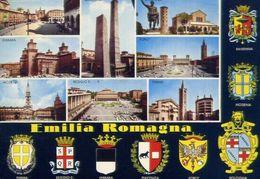 Emilia Romagna - Piacenza - Ferrara - Bologna - Ravenna - Forli - Modena - Reggio Emilia - Parma - 17 - Formato Grande V - Ferrara