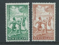 New Zealand 1940 Health Charity Issue Set 2 MNH - Unclassified
