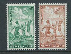 New Zealand 1940 Health Charity Issue Set 2 MNH - New Zealand