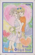 Télécarte Japon / 110-011 - MANGA - FRIEND By TOM'S - VIRGIN ROAD * SCENE 1 * - ANIME Japan Phonecard - 9660 - BD