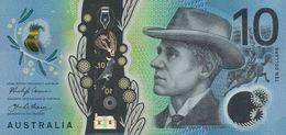 AUSTRALIA P. NEW 10 D 2017 UNC - Decimal Government Issues 1966-...