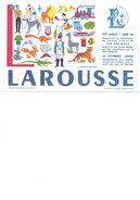Buvard Larousse  Années  60 (  Lettre - L  -) Neuf Tres Bon Etat - Other Collections