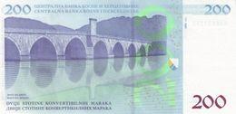 BOSNIA & HERZEGOVINA P.  71 200 M 2002 UNC - Bosnia And Herzegovina