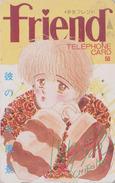 Télécarte Ancienne Japon / 110-011 - MANGA - FRIEND - ANIME Japan Phonecard - BD COMICS Telefonkarte - 9667 - Comics