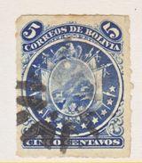 Bolivia   26   (o)     1887  Issue - Bolivia
