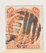 Bolivia   27   (o)     1887  Issue - Bolivia