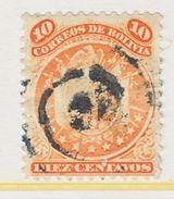 Bolivia   31   (o)     1890  Issue - Bolivia