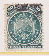 Bolivia   32   (o)     1890  Issue - Bolivia