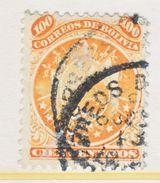 Bolivia   34   (o)     1890  Issue - Bolivia