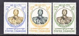 CAMBODIA  68-70   *  PRINCE - Cambodge