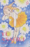 Télécarte Japon / 110-011 - MANGA - FRIEND By YU ASAGIRI - ANIME Japan Phonecard - BD COMICS Telefonkarte - 9668 - Comics